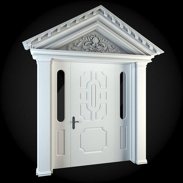Door 042 - 3DOcean Item for Sale