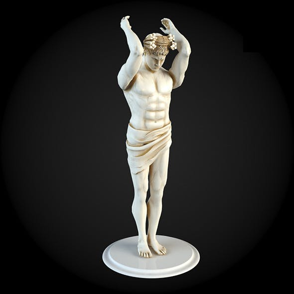 010_Sculpture - 3DOcean Item for Sale