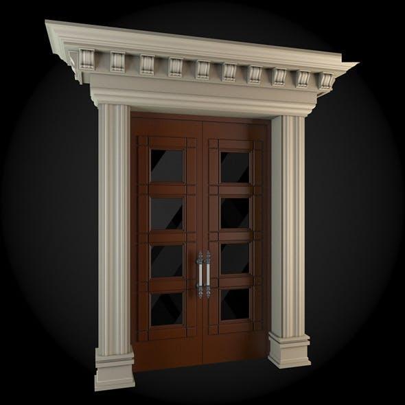Door 045 - 3DOcean Item for Sale