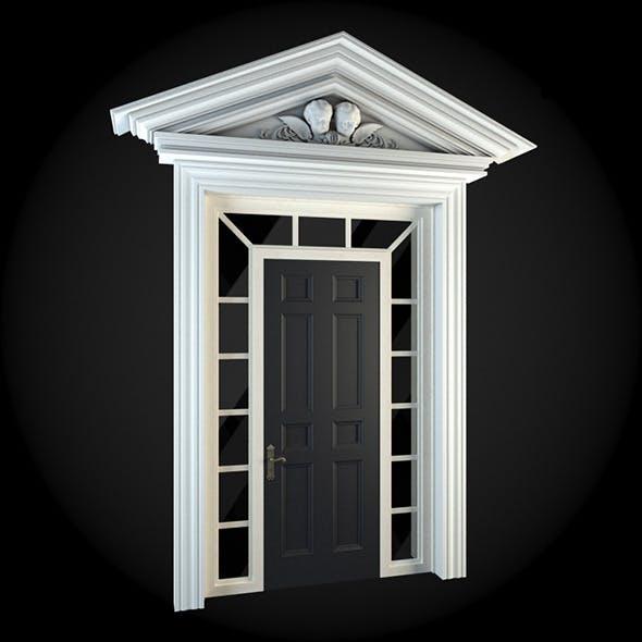 Door 046 - 3DOcean Item for Sale
