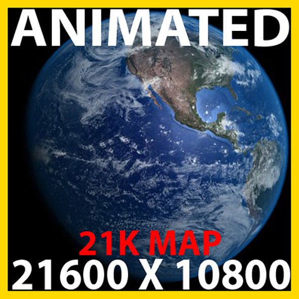 Photoreal Earth Model