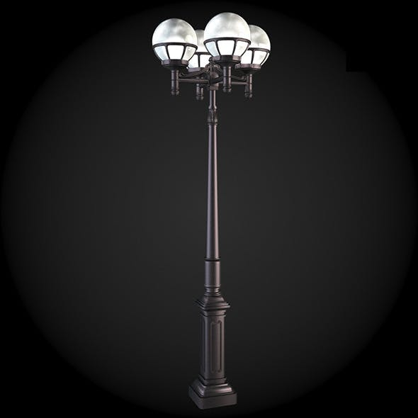 012_Street_Light - 3DOcean Item for Sale