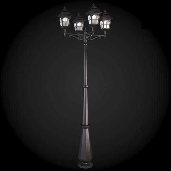 018_Street_Light - 3DOcean Item for Sale