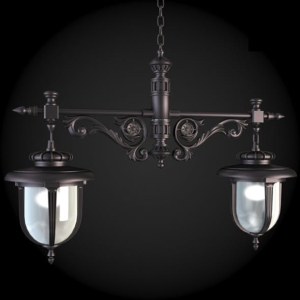 022_Street_Light - 3DOcean Item for Sale