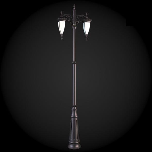 026_Street_Light - 3DOcean Item for Sale