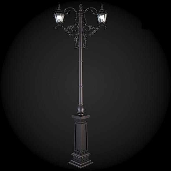 029_Street_Light - 3DOcean Item for Sale