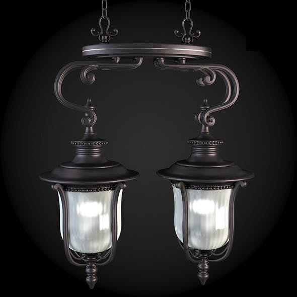 032_Street_Light - 3DOcean Item for Sale