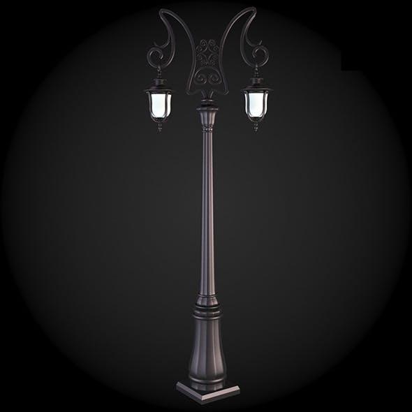 033_Street_Light - 3DOcean Item for Sale