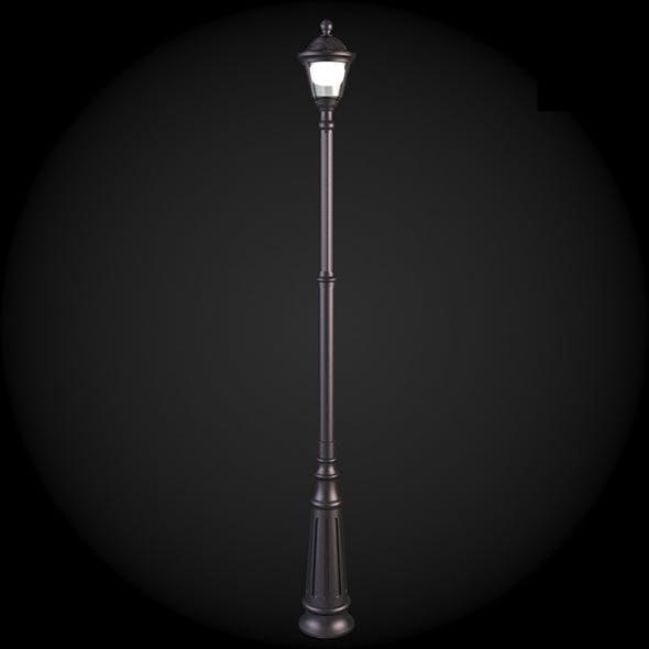 038_Street_Light - 3DOcean Item for Sale