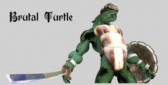 Brutal (for Poser) - 3DOcean Item for Sale