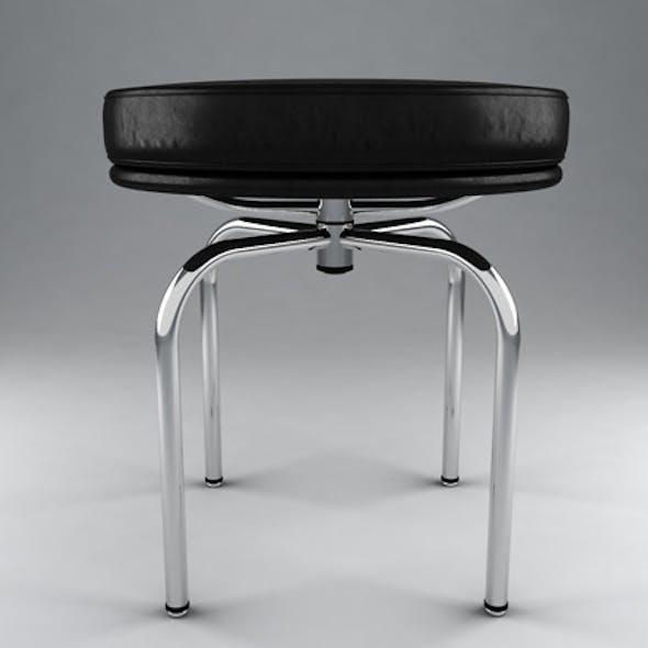 LC8 Swivel Stool by Le Corbusier