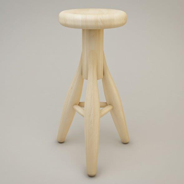 Eero Aarnio rocket stool - 3DOcean Item for Sale