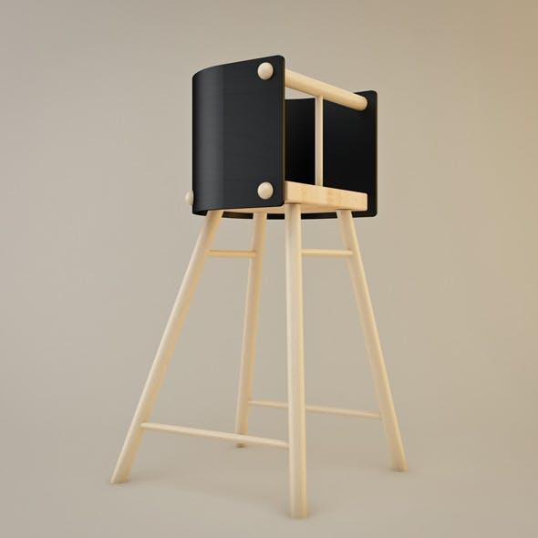 Ben af Schultén baby chair 616 - 3DOcean Item for Sale