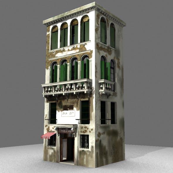Venice Building - 3DOcean Item for Sale