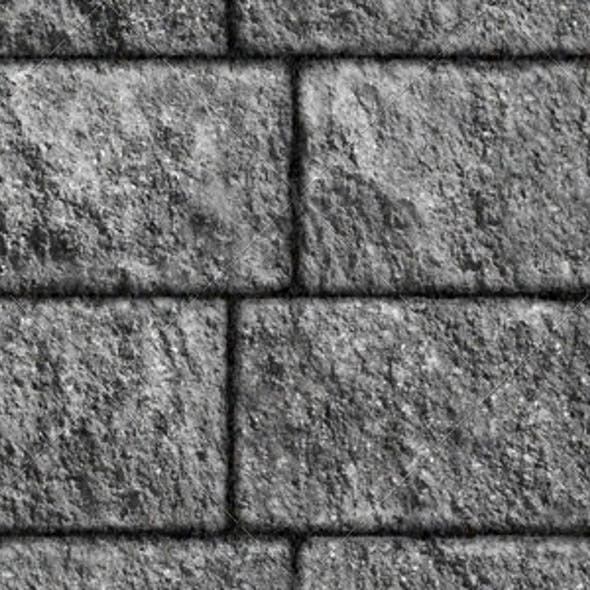 Realistic Granite Wall