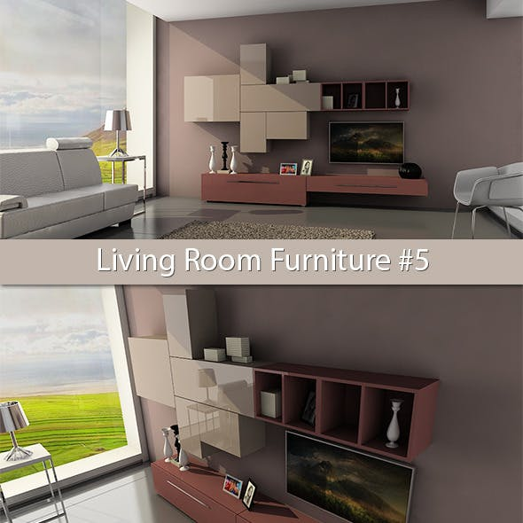 Living Room Furniture #5