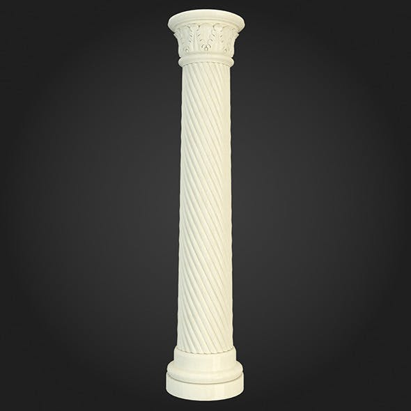 Column 018 - 3DOcean Item for Sale