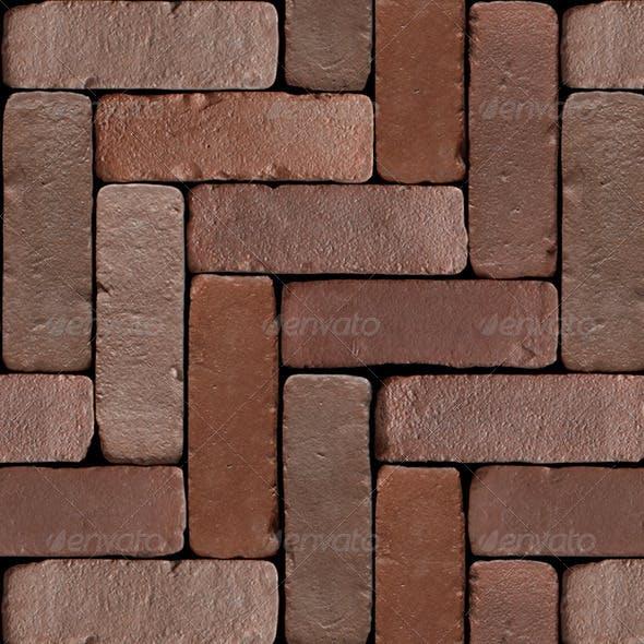Tileable Mosaic Bricks