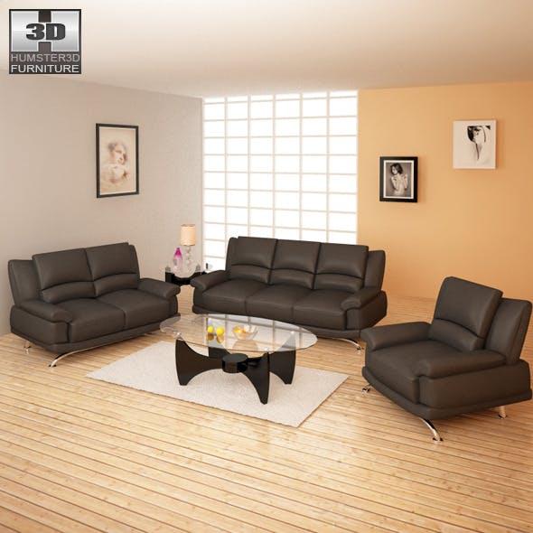 Living room furniture 09 Set