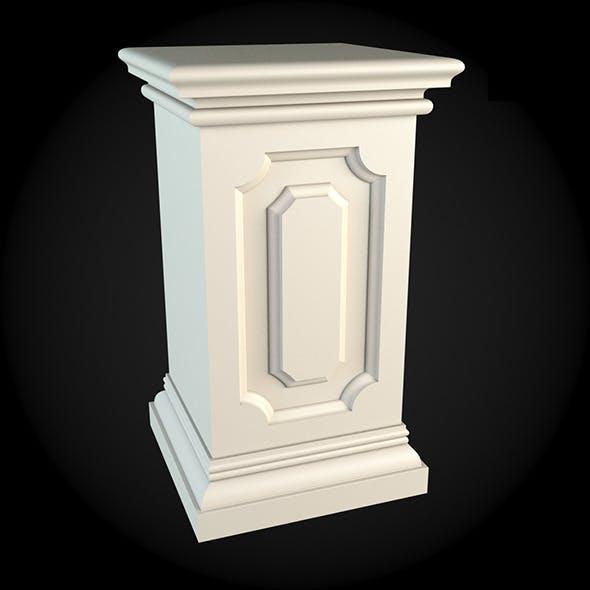 Pedestal 001
