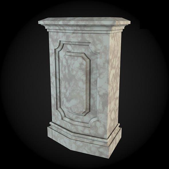 Pedestal 004