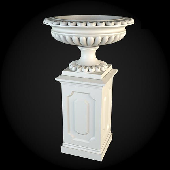 Pedestal 006