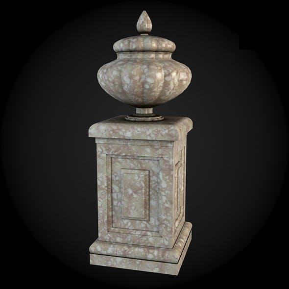 Pedestal 009