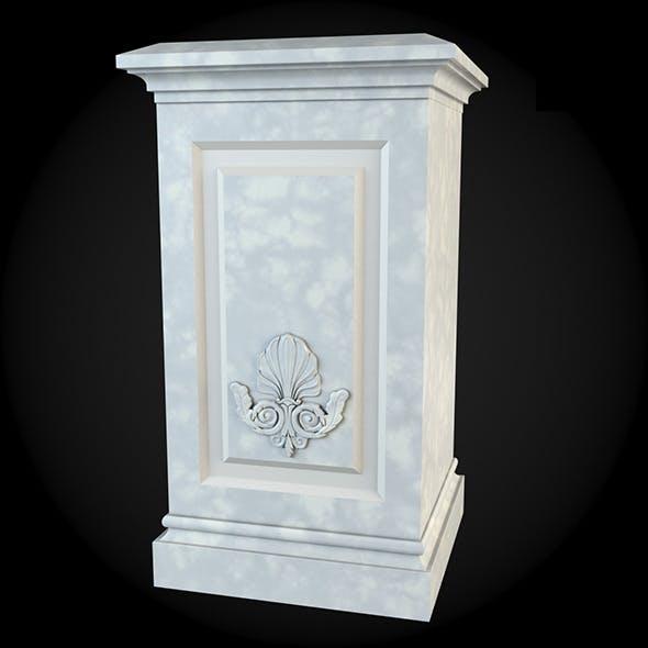 Pedestal 013