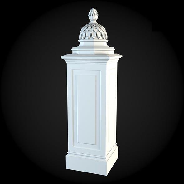 Pedestal 014 - 3DOcean Item for Sale