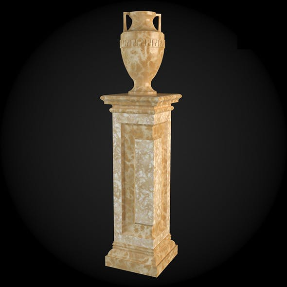 Pedestal 015