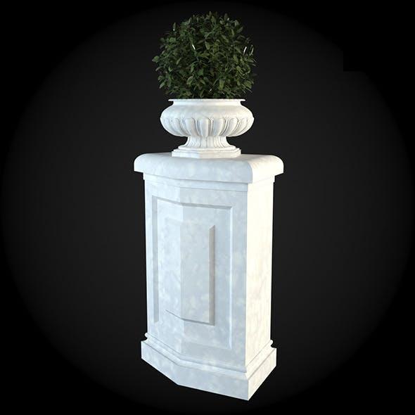 Pedestal 016