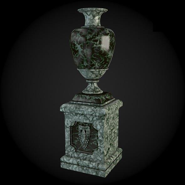 Pedestal 017 - 3DOcean Item for Sale