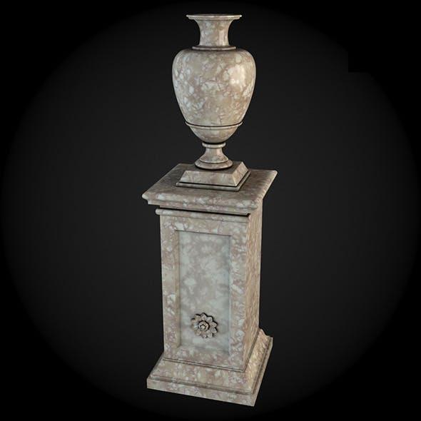 Pedestal 029 - 3DOcean Item for Sale