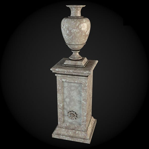 Pedestal 029