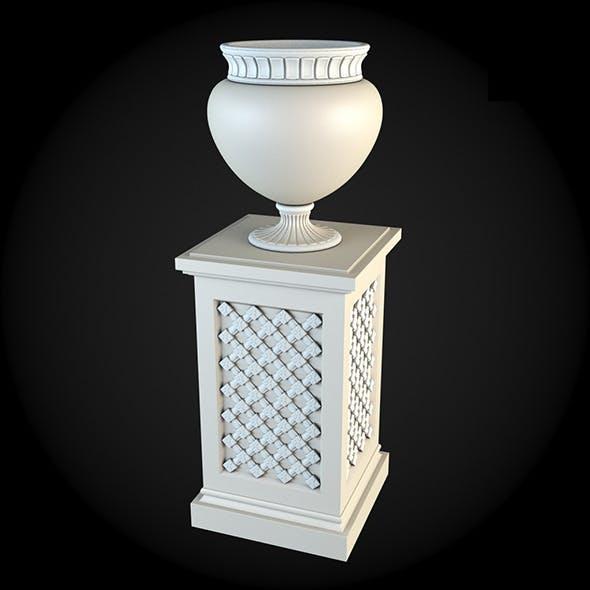 Pedestal 030 - 3DOcean Item for Sale