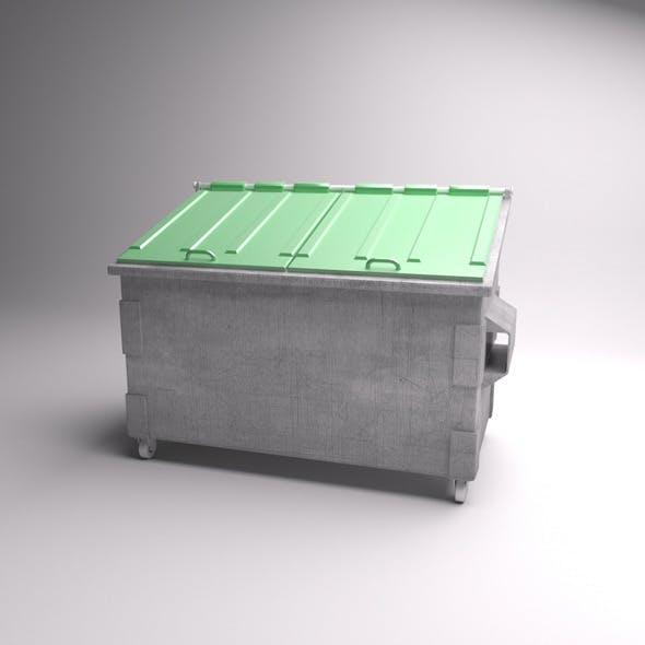 Dumpster - 3DOcean Item for Sale