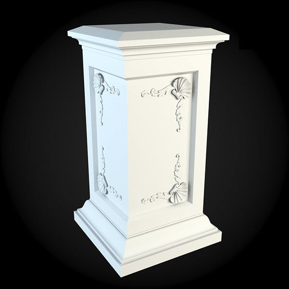 Pedestal 031