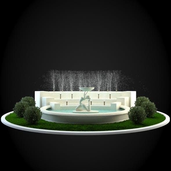 Fountain 031