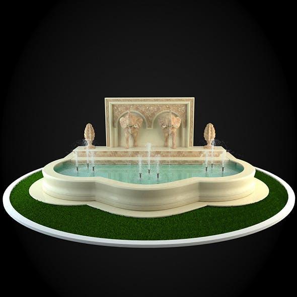 Fountain 034