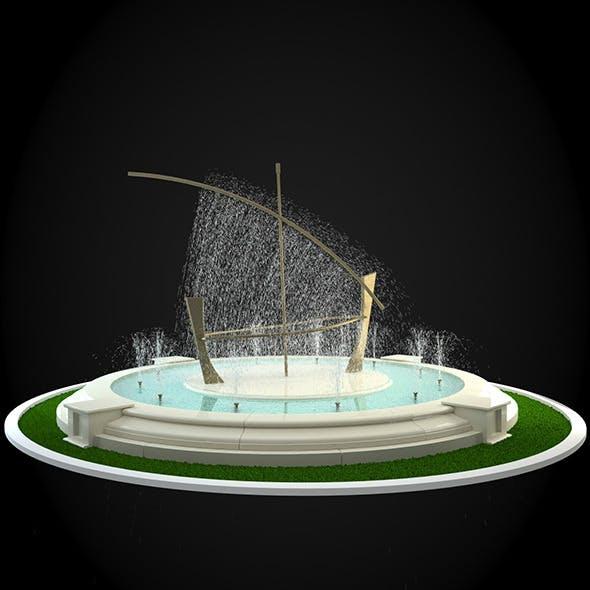 Fountain 037