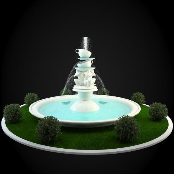Fountain 036