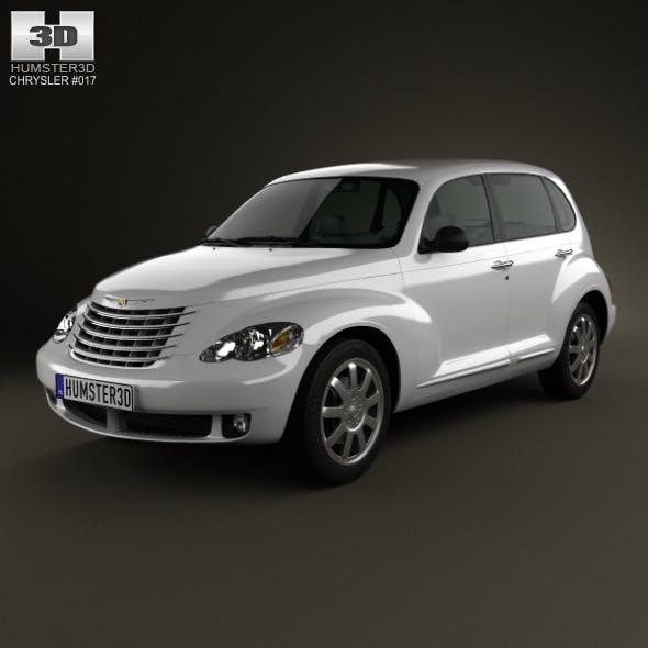 Chrysler PT Cruiser 2010 - 3DOcean Item for Sale