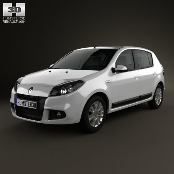 Renault Sandero (BR) 2011