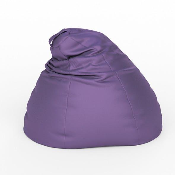 Armchair pear - 3DOcean Item for Sale