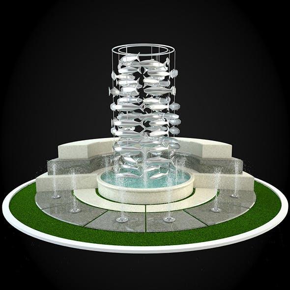 Fountain 045