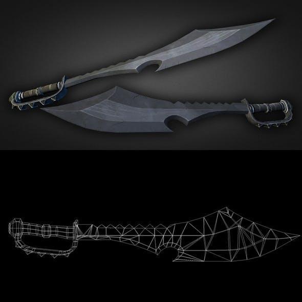 Sword 15 - 3DOcean Item for Sale