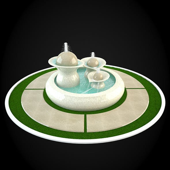 Fountain 048