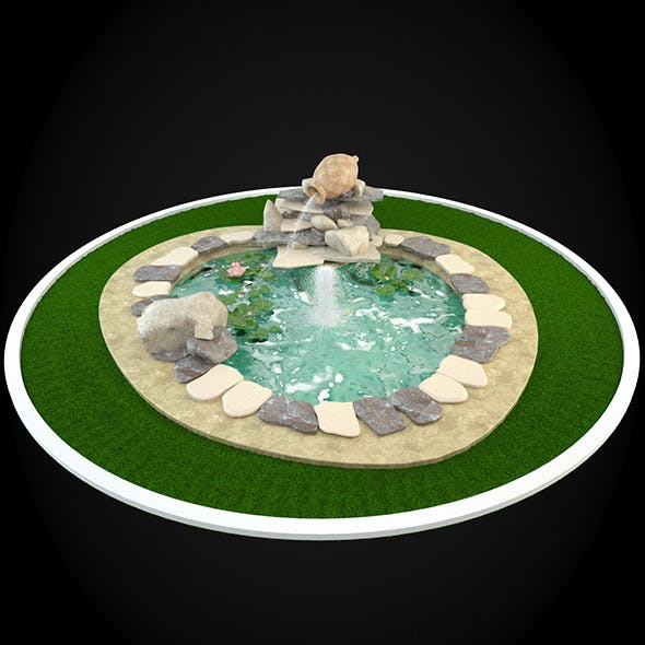 Fountain 054