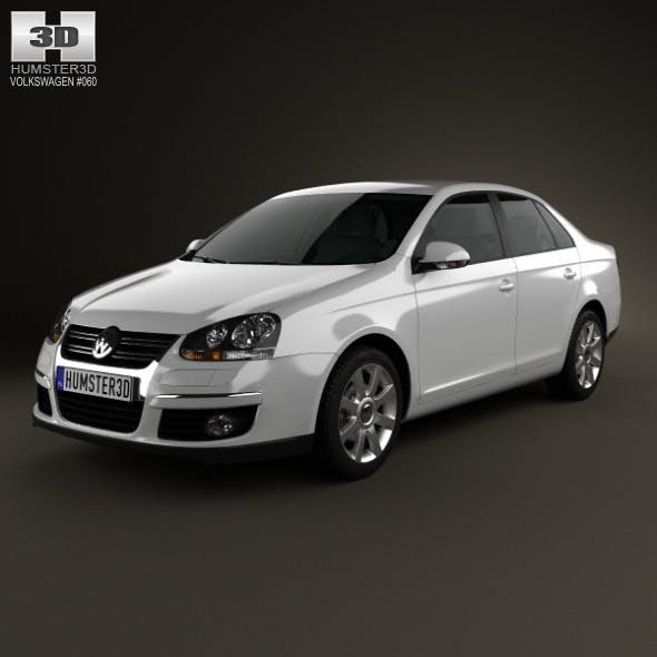 Volkswagen Jetta (A5) 2010 - 3DOcean Item for Sale