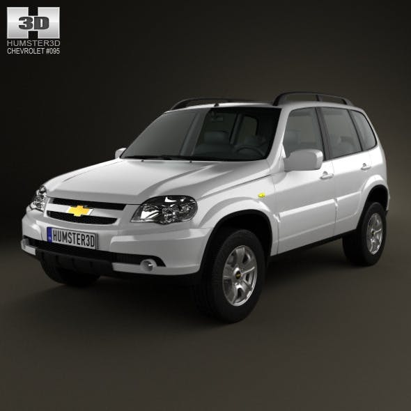 Chevrolet Niva 2012